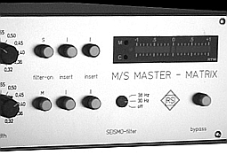 W2340 aural editing system (MS Matrix)